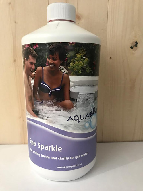 Aqua Sparkle Spa Sparkle
