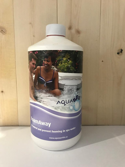 AquaSparkle Foam Away 1 ltr
