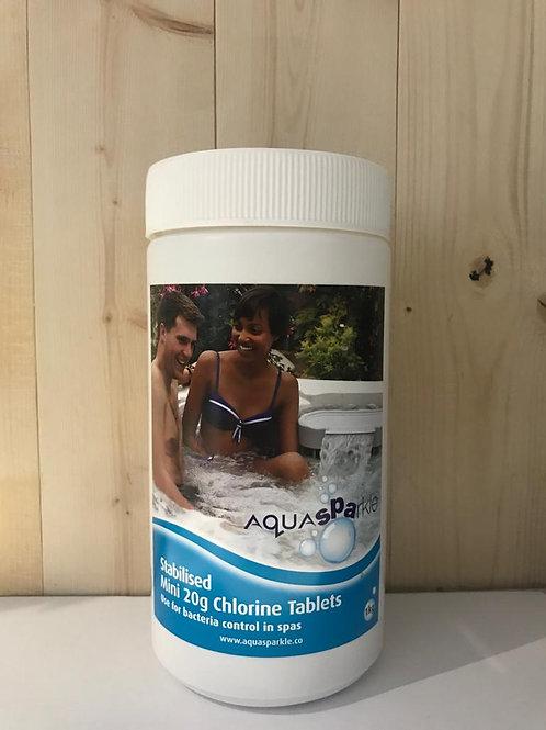 20G Chlorine Tablets