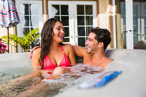 Fantasy Spas Embrace Hot Tub