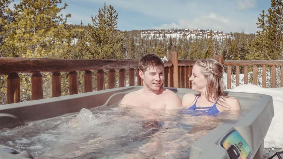 Fantasy Spas Aspire Hot Tub
