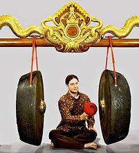 Gong à bosses