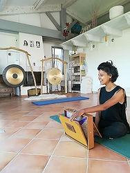 Location salle retraite yoga alpes maritimes