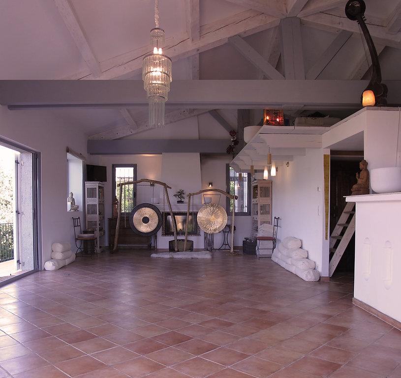 Location salle de Yoga, Alpes maritimes, 06, Nice, La Gaude, Yoga Gauda