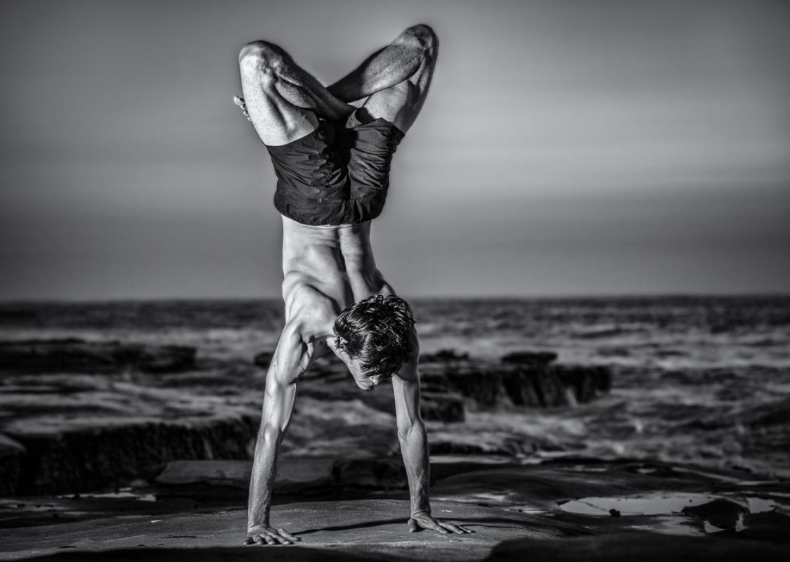 Yoga Gauda Vinyasa Homme
