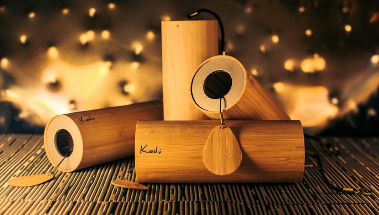Les carillons Koshi