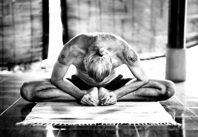 Yoga Gauda Yin Yoga