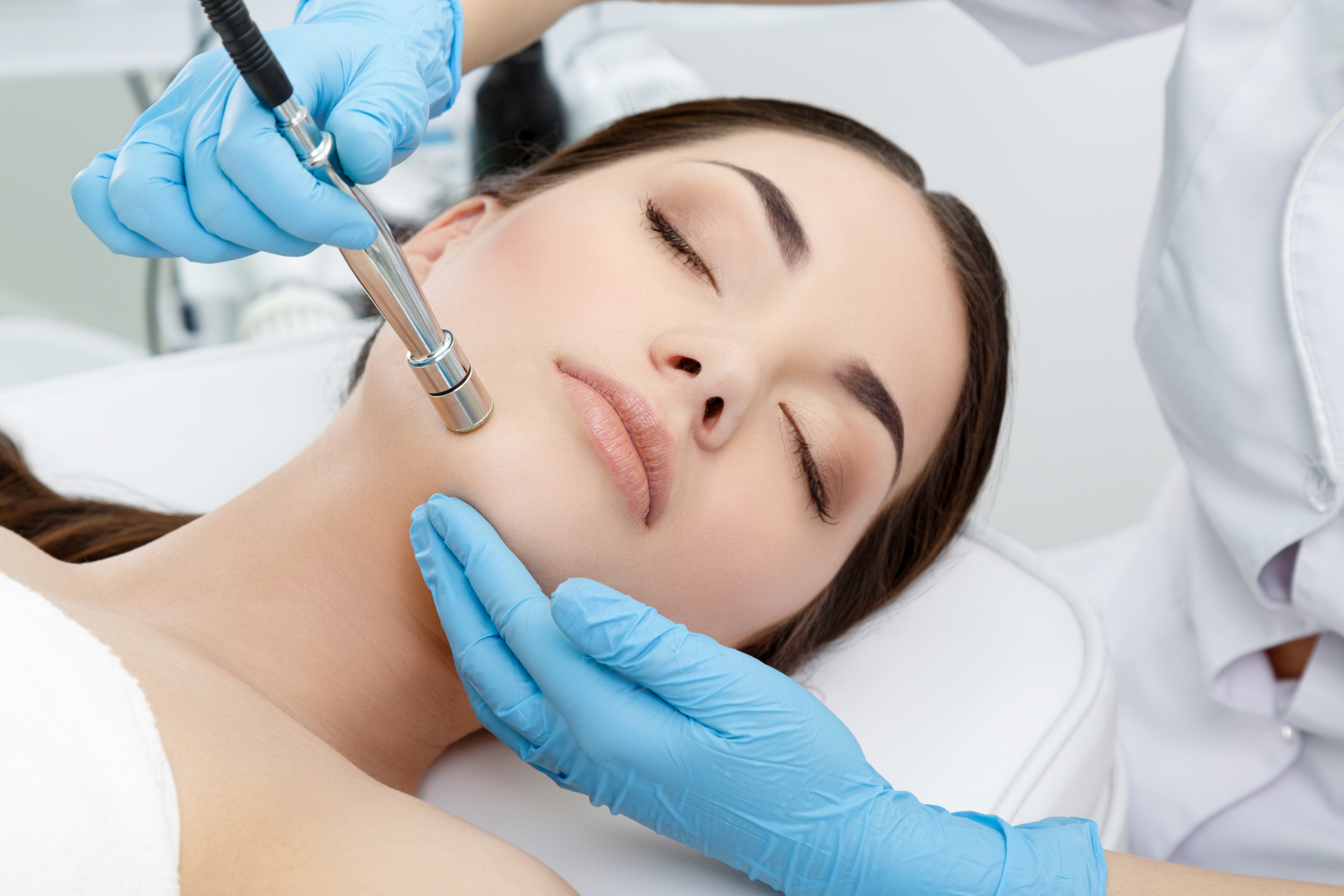 51% OFF Microdermabrasion