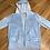 Thumbnail: Premium Baby Blue Velour Tracksuit