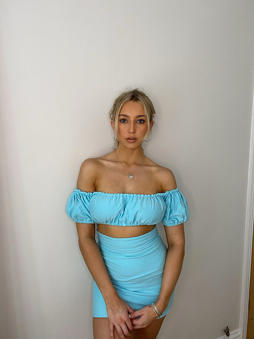 Daisy Ruffle Coord (6 Colours Available)