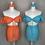 Thumbnail: Daisy Ruffle Coord (6 Colours Available)