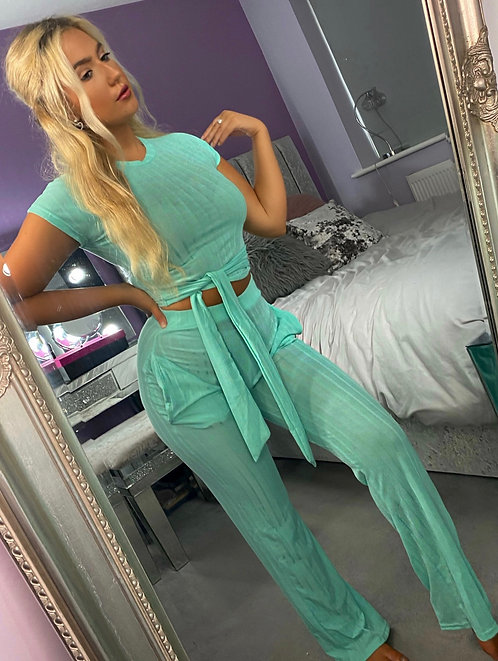 Jade Loungewear Set