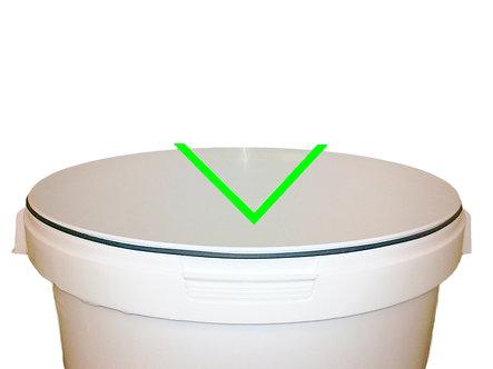 Силиконовое уплотнение для емкости 32л