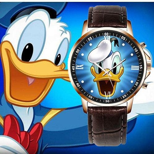 Classic Donald Duck Quartz Watch