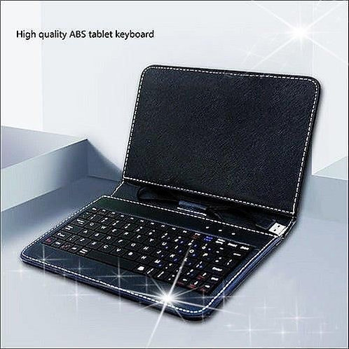 2020 Android Windows Tablet PC Detachable Bluetooth Keyboard With Touchpad+PU