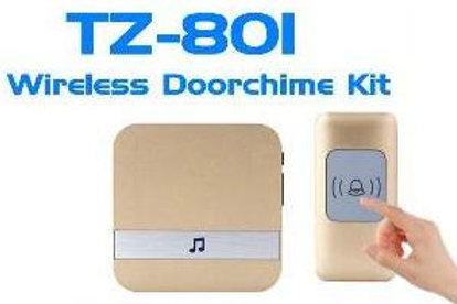 Wireless Remote Door Bell Kit