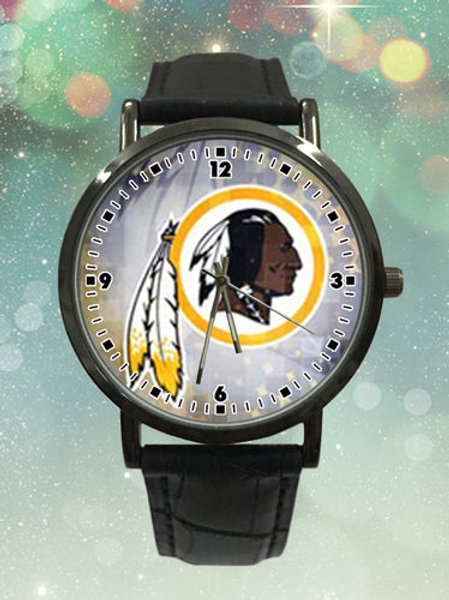 Washington Redskins Custom Analogue CollectibleWatch
