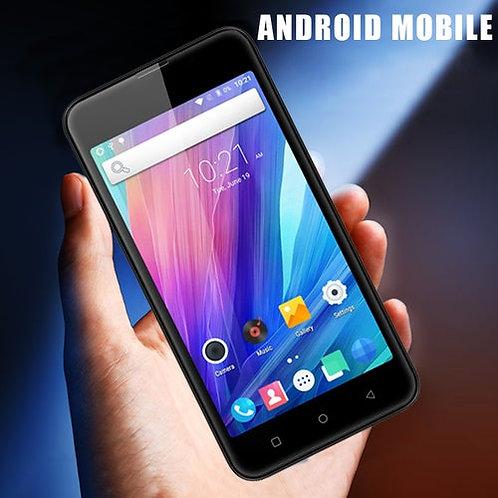 All New Android Smartphone Quad-Core Processor 16GB Memory Dual Sim Mobile phone