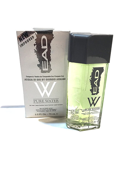 Pure Water - EAD for Men Eau De Toilette Spray