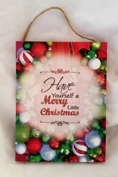 Holiday-Quote-Plaque-Sign-A-Merry-Little-Christmas