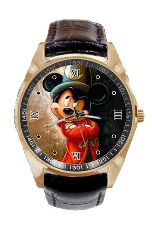 Mickey Mouse Custom Quartz Analogue Wrist Watch