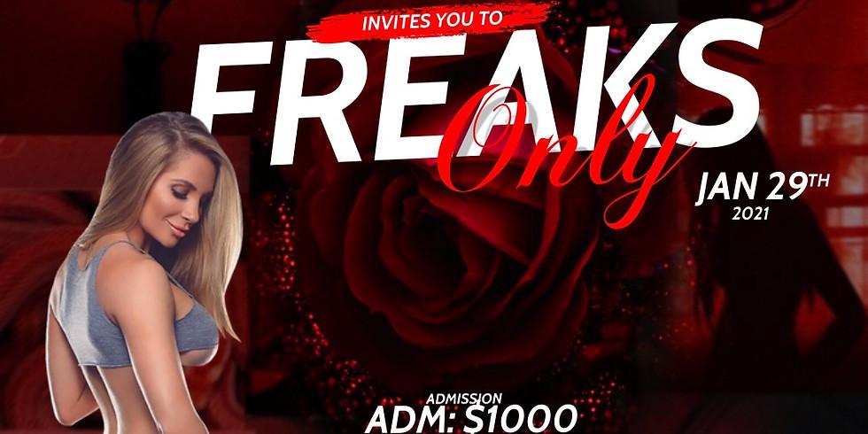 Freaks Only