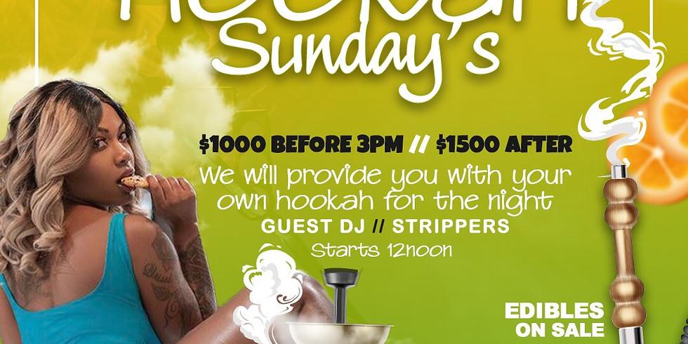 Hookah Sunday's