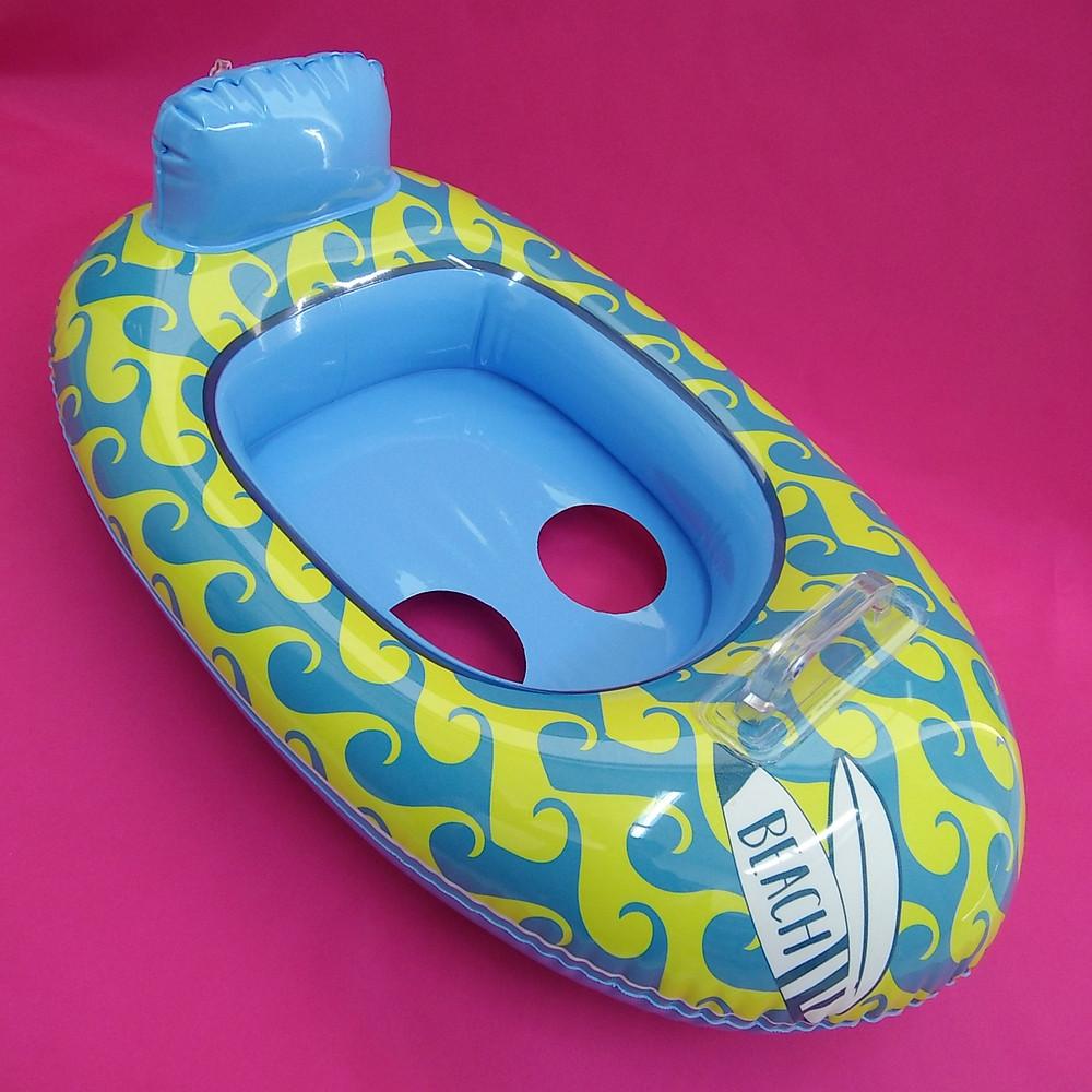Flotador para niños de 2 años o menos.