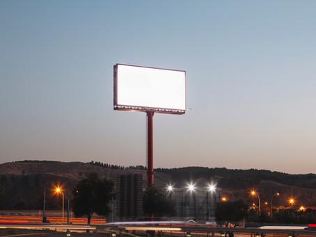 Origen de la publicidad exterior