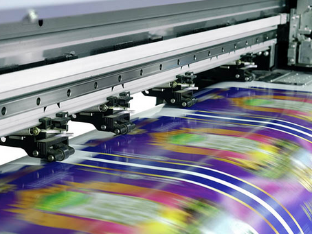 Características de la impresión a gran formato