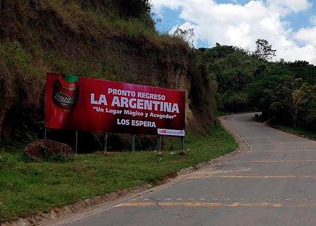 La Argentina.