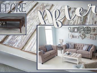 Furniture Makeover: Phyllis > Aspen