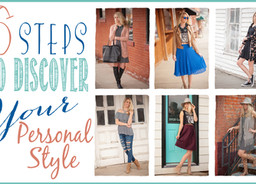 6 Steps to Discover Your Personal Style