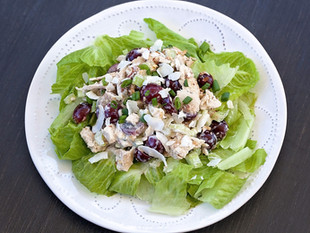 Whole30 Hawaiian Chicken Salad