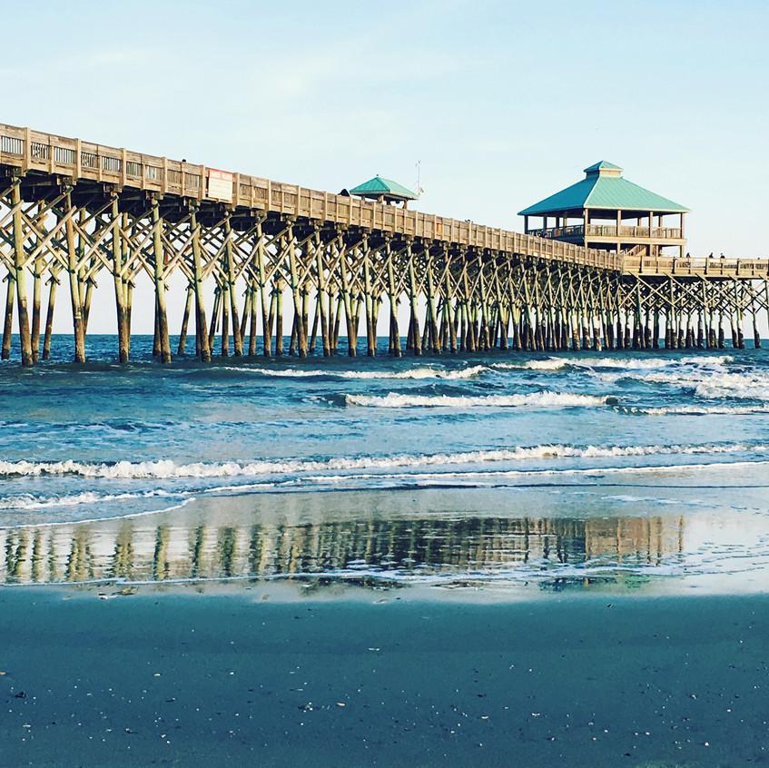 Charleston, SC: Folly Beach