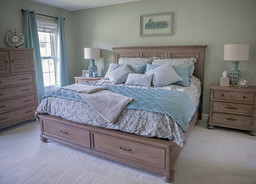 Newlywed Home Tour: Master Bedroom