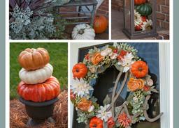 DIY Fall Outdoor Decor Ideas