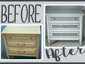 Furniture Makeover: Edna > Juliette