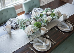 Newlywed Home Tour: Dining Room Updates