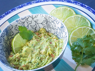 Whole30 Good-for-You Guac