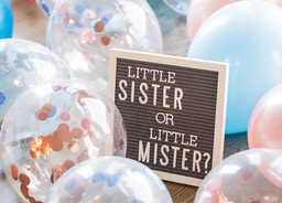 Baby #2 Gender Reveal.... It's a...?!