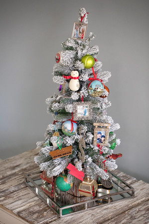 Christmas Memory Tree Ideas & Family Traditions