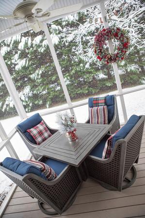 Christmas Patio Decorating 101
