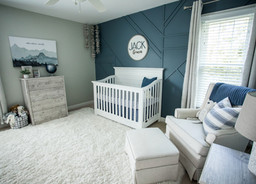 Baby Boy's Adventure Nursery Decor