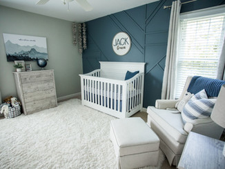 Baby Boy's Adventure Nursery Decor