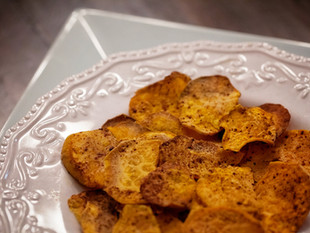 Whole30 Sweet & Savory Sweet Potato Slices