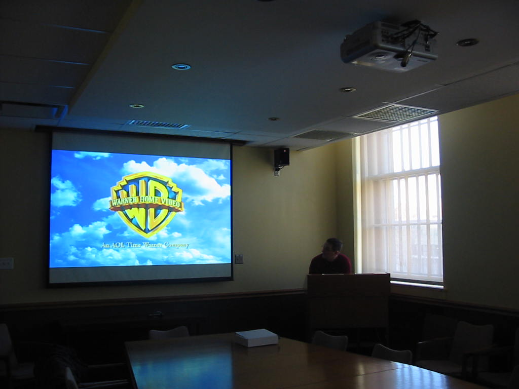 VIDEO PROJECTION