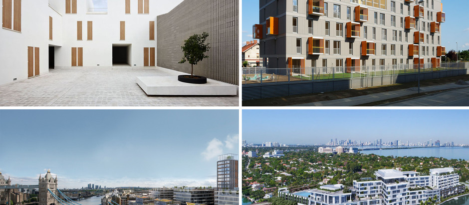 5 residential developments that we think are iconic.