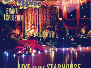"Now in Wide Release: ""Live at the StarHouse"""