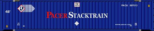 N - PACER STACKTRAIN 48´